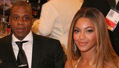 Nejlépe vydělávající pár v Hollywoodu? Zpěvačka Beyoncé a rapper Jay-Z